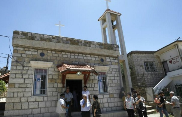 Dans le Golan occupé, la lente disparition des chrétiens