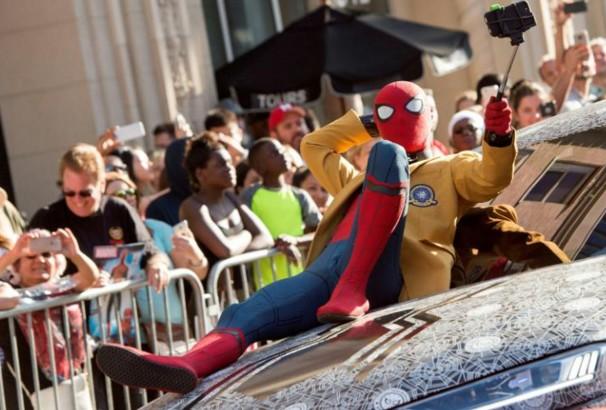 """Deux studios d'Hollywood tissent une rare alliance pour """"Spider-Man"""""""