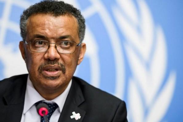 L'Ethiopien Tedros prend la direction de l'OMS