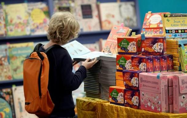 La grande fête du livre pour la jeunesse s'installe dans le paysage