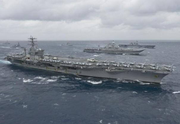 Nouvel incident entre navires américains et bateaux iraniens dans le Golfe, selon Téhéran