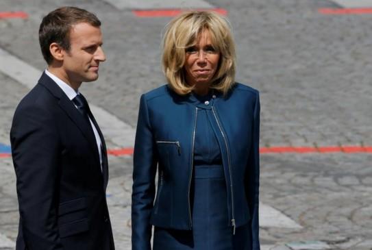 """200.000 personnes dénoncent le statut de """"Première dame"""""""