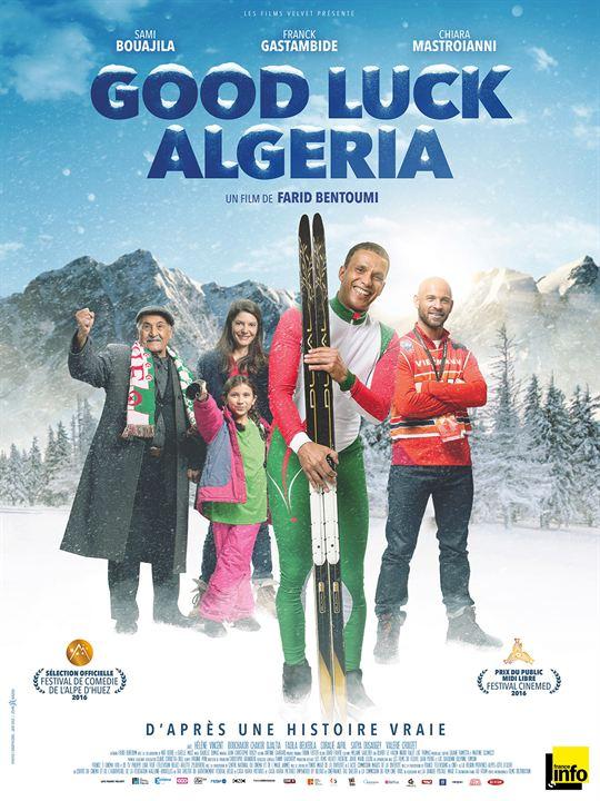 """Good Luck Algeria"" au Festival de Khouribga au Maroc"