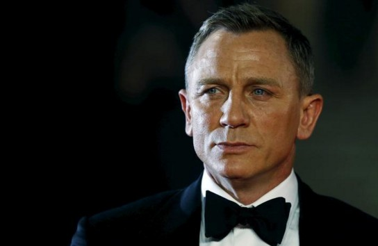 L'acteur Daniel Craig incarnera James Bond une dernière fois