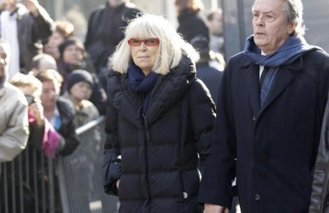 Mort de l'actrice Mireille Darc à 79 ans