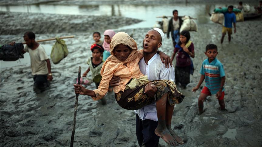 Les musulmans Rohingyas victimes de seize violations des droits de l'Homme