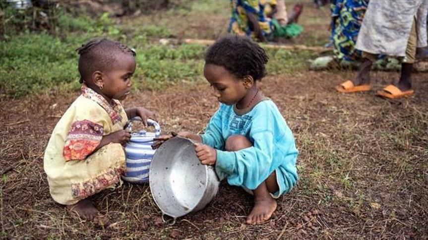 FAO : La faim progresse dans le monde en 2016, 815 millions personnes touchées