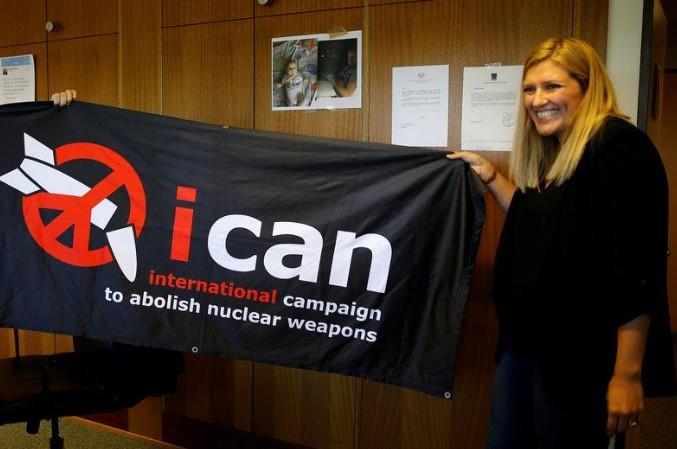 Le Nobel de la paix décerné à la campagne contre les armes nucléaires