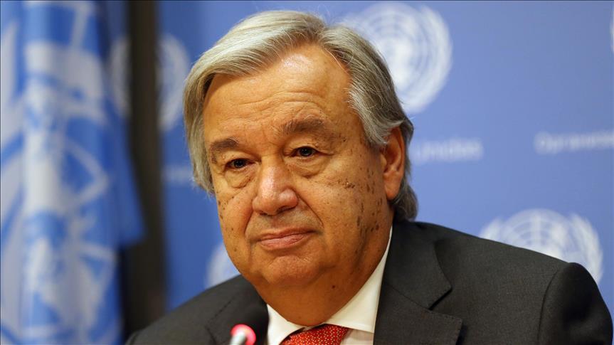 Zoom sur l'agenda de Guterres en Centrafrique