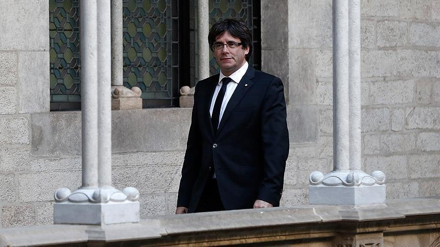 Espagne : Mandat d'arrêt international contre Puigdemont