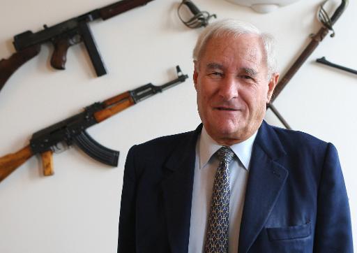 """Mort de l'écrivain Gérard de Villiers, auteur des """"SAS"""""""