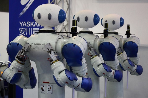 Japon: travailler et cohabiter avec des robots