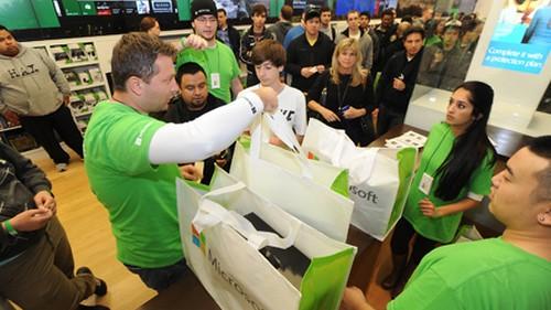 Microsoft dit avoir vendu plus d'un million de Xbox One en 24 heures