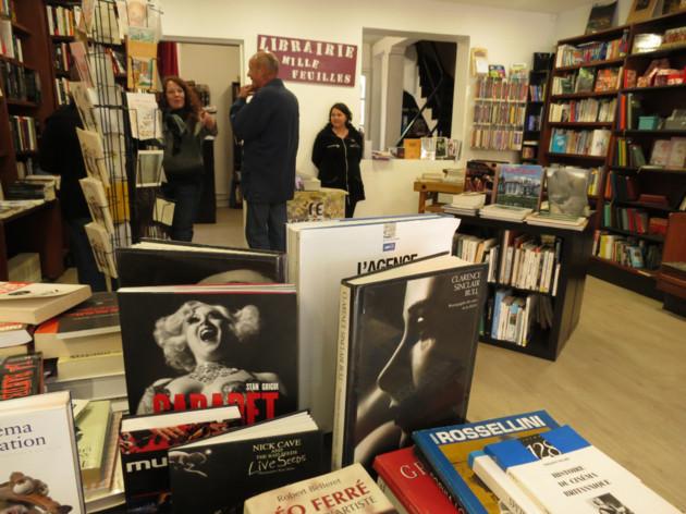 La librairie Mille-Feuilles, la seconde vie des hommes et des livres