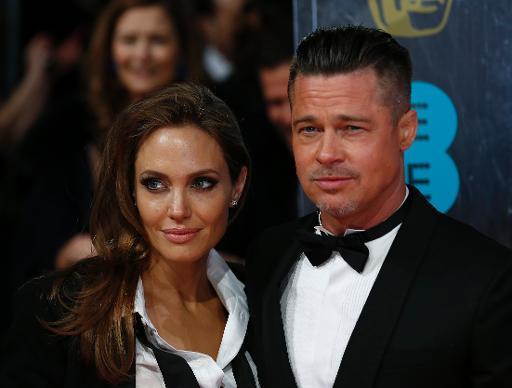 Angelina Jolie et Brad Pitt, invités surprise sur le tapis rouge des Baftas à Londres