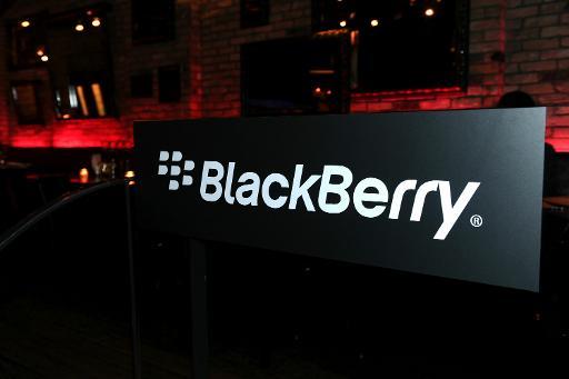 BlackBerry reste dans le rouge, vise le retour de la rentabilité