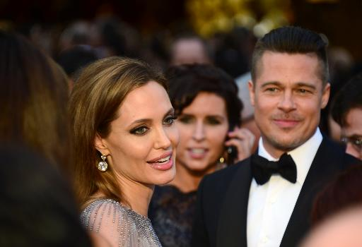 Angelina Jolie confirme son mariage avec Brad Pitt