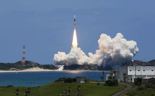Japon: la fusée H-2A place en orbite un satellite d'observation des catastrophes