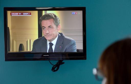 """Sarkozy, mis en examen, dénonce une """"instrumentalisation politique"""" de la justice"""
