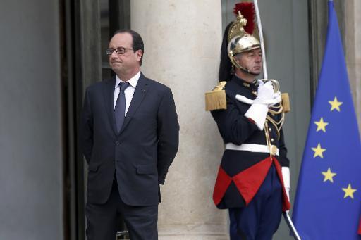 """Hollande fait du chômage longue durée une """"cause nationale"""""""