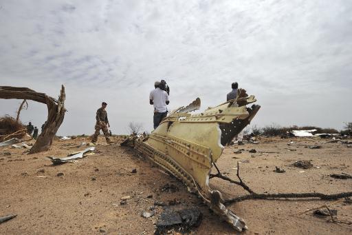 Crash au Mali: les boîtes noires arrivées en France