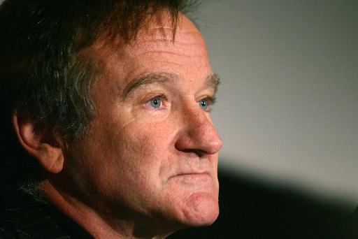 Décès et apparent suicide de Robin Williams