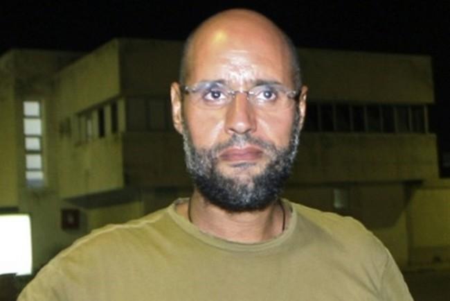 Un fils de Kadhafi et 8 proches de l'ex-dictateur condamnés à mort en Libye