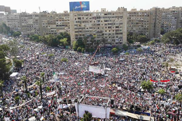 Egypte: le chef des Frères musulmans va être jugé pour le sit-in de Rabaa