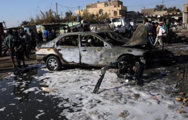 Douze morts dans une série d'attentats à Bagdad