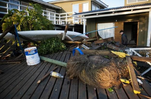 Séisme au Chili: au moins 8 morts, l'alerte au tsunami levée