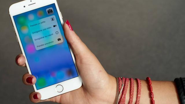 L'iPhone 6s d'Apple est en vente dès ce vendredi