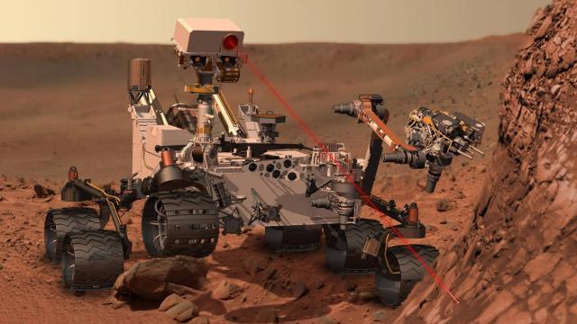 Le robot Pathfinder | Image Nasa