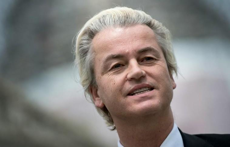"""Le Néerlandais Wilders veut fermer les frontières pour arrêter """"l'invasion islamique"""""""