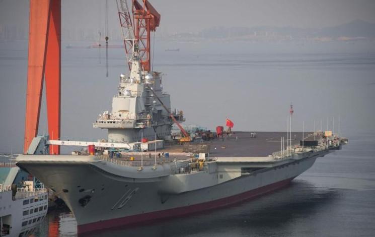 La Chine confirme qu'elle construit son second porte-avions