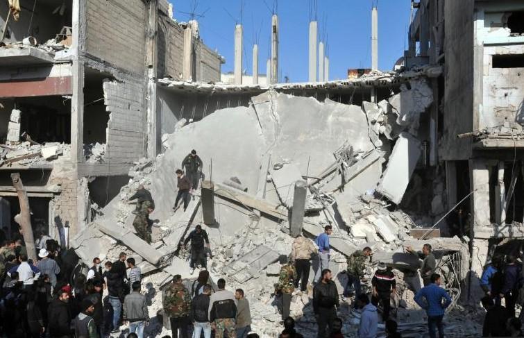 Syrie: la guerre a fait plus de 55.000 morts en 2015