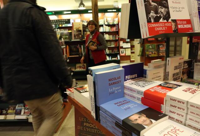 Le livre de Sarkozy se vend-il ?