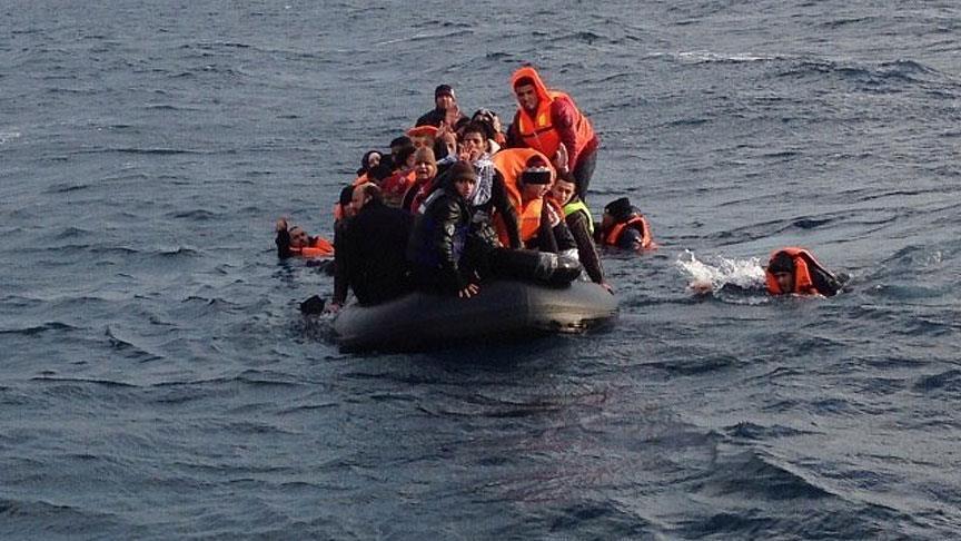 Nouveau drame en mer Egée: Neuf migrants meurent noyés