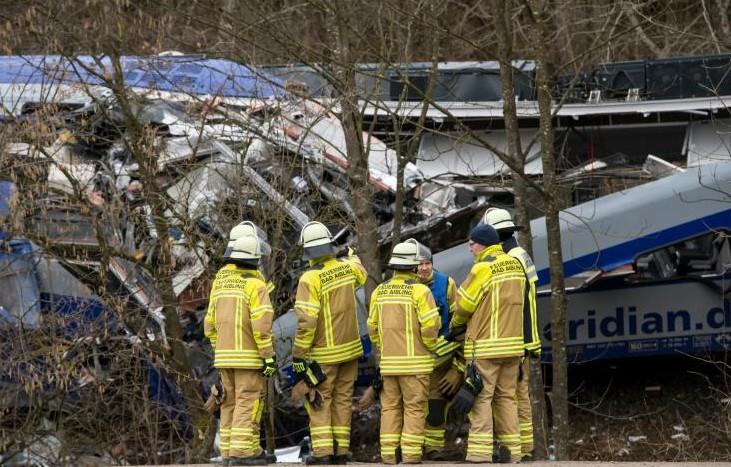 """Allemagne: l'accident de trains près de Munich causé par une """"erreur humaine"""""""