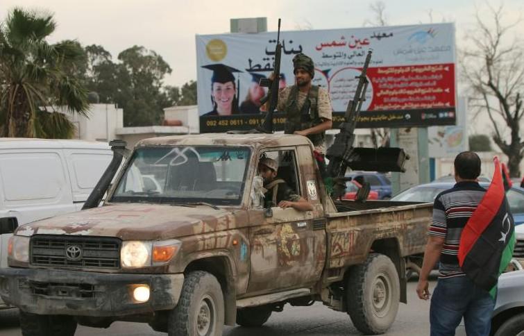 Libye: frappes aériennes américaines sur des cibles du groupe Etat islamique