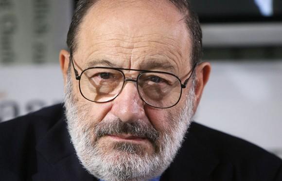 L'écrivain italien Umberto Eco est décédé