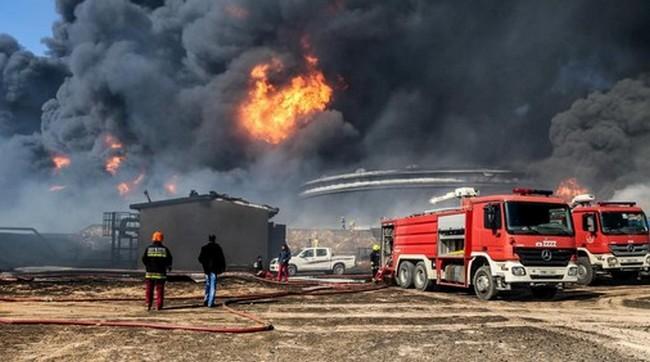 Attaque djihadiste contre des installations pétrolières en Libye