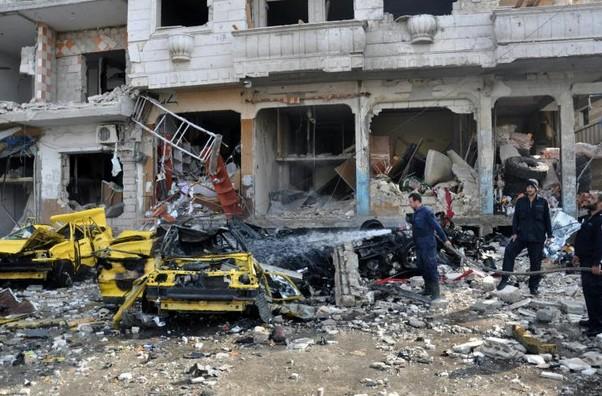 Syrie: Washington et Moscou pour la mise en place d'un cessez-le-feu incertain