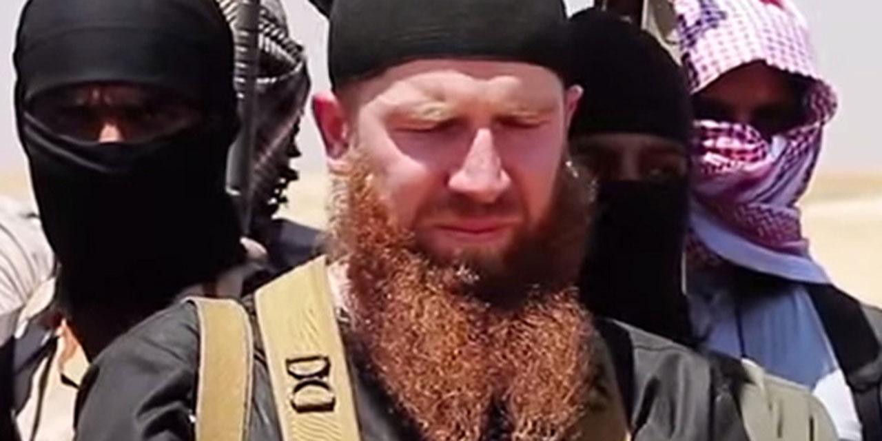 """""""Omar le Tchetchène"""" est l'un des chefs militaires du groupe Etat islamique"""