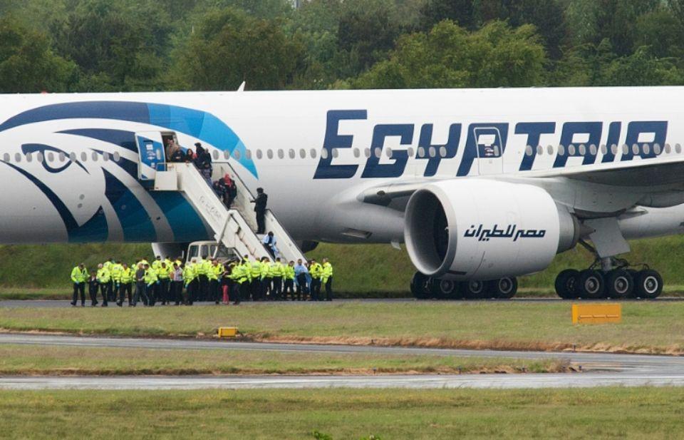 Un avion d'Egypt Air détourné sur un aéroport de Chypre