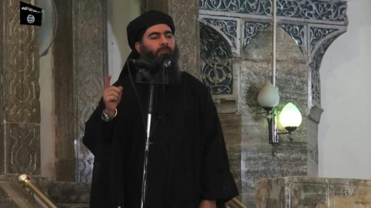 """Le chef de l'EI al-Baghdadi """"paiera pour ses crimes"""""""