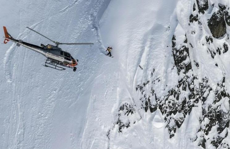 Mort dans une avalanche d'Estelle Balet, championne du monde de freeride