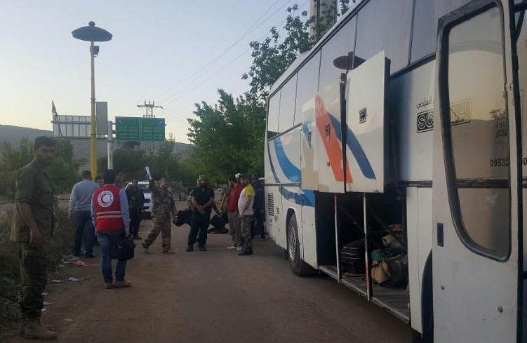 Syrie: 500 blessés et malades évacués de villes assiégées