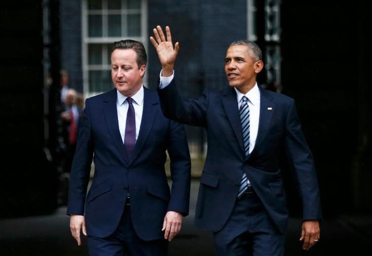 Obama menace le Royaume-Uni de conséquences commerciales en cas de Brexit