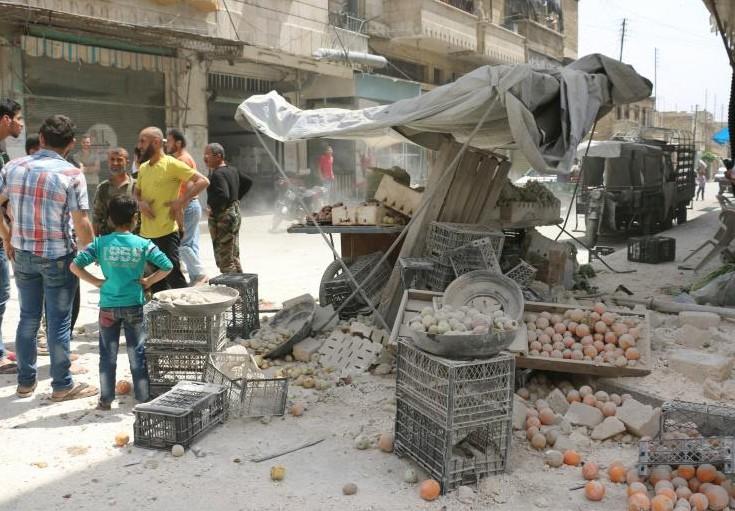 Syrie: le pays replonge dans la guerre après 8 semaines de trève