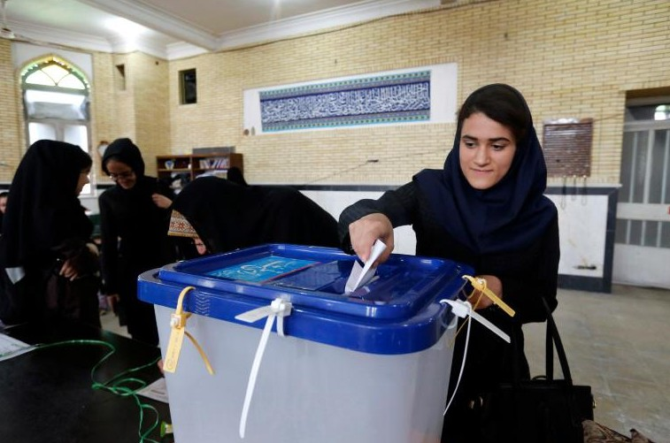 Législatives en Iran: victoire des alliés du président Rohani